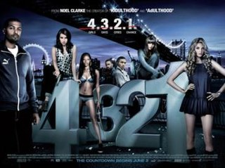 <i>4.3.2.1.</i> 2010 film by Noel Clarke