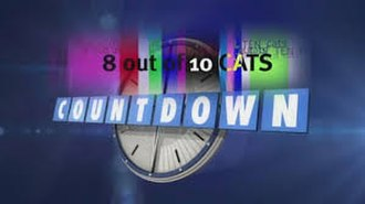 8 Out of 10 Cats Does Countdown - Image: 8 Out Of 10 Cats Does Countdown Logo