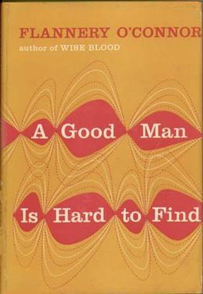 Picture of a book: A Good Man Is Hard To Find