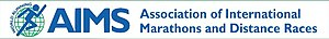Association of International Marathons and Distance Races - Image: AIMS logo
