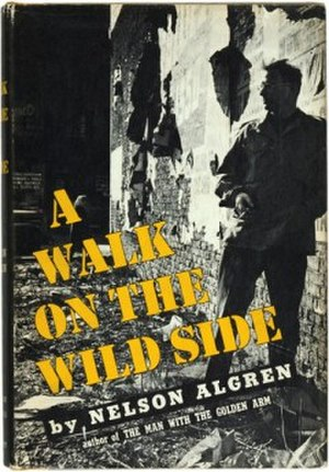 A Walk on the Wild Side - First edition cover