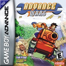 Advance Wars Wikipedia