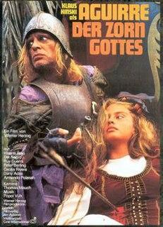 <i>Aguirre, the Wrath of God</i> 1972 film by Werner Herzog