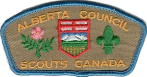 Scouting and Guiding in Alberta - Image: Alberta Council (Scouts Canada)