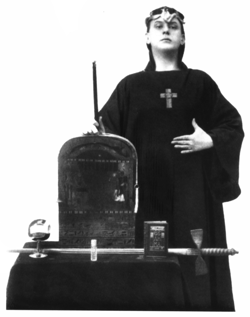 Aleister Crowley, Magus