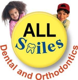 All Smiles Dental Centers - Image: All Smiles Logo