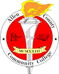 Allen Community College crest.png