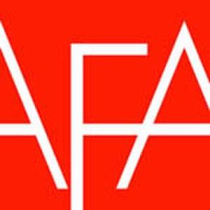 American Federation of Arts - AFA Logo