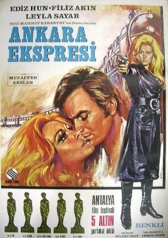 Ankara Express (film) - Film poster