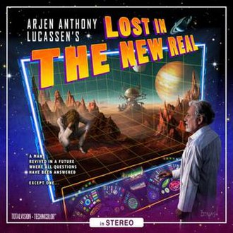 Lost in the New Real - Image: Arjen Anthony Lucassen Lost in the New Real
