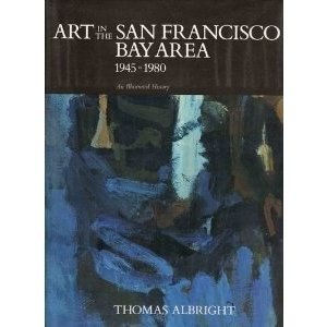 Art in the San Francisco Bay Area (book) - Image: Art in the San Francisco Bay Area Thomas Albright