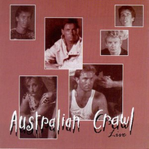 Phalanx (album) - Image: Australian Crawl Live