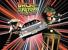 Back to the Future: The Ride - Wikipedia