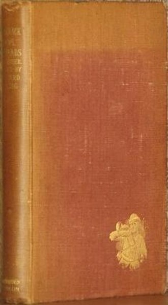 Barrack-Room Ballads - First (1892) edition of Barrack-Room Ballads and Other Verses (publ.  Methuen)