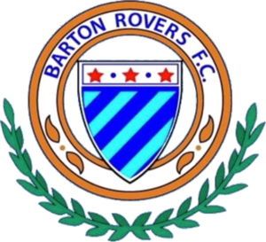 Barton Rovers F.C. - Official Barton Rovers crest