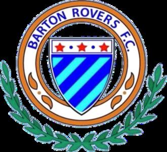 Barton Rovers F.C. - Official Barton Rovers crest