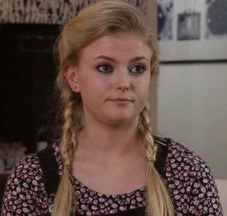 Bethany Platt Fictional character from the British soap opera Coronation Street
