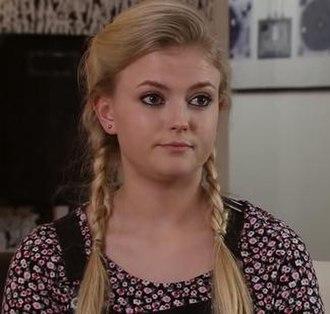 Bethany Platt - Lucy Fallon as Bethany Platt (2015)