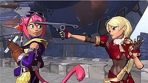 Blade Kitten - Blade Kitten is a video game adaptation of the anime webcomic series by Steve Stamatiadis, the game's director.