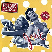 Blink-182 - Josie cover.jpg