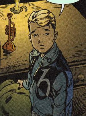 Boy Blue (Fables) - Image: Bluefables