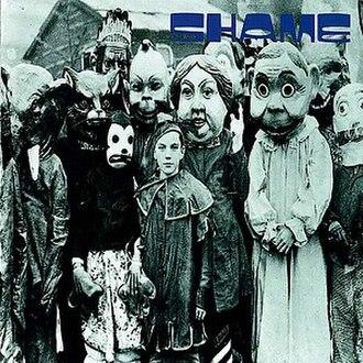 Shame (Brad album) - Image: Brad Shamecover