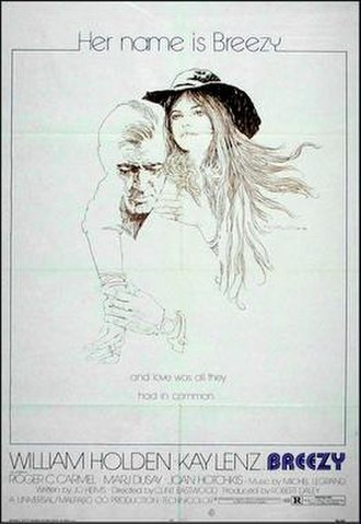Breezy - Theatrical release poster