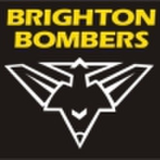 Brighton Districts and Old Scholars Football Club - Image: Brighton Bombers FC Logo
