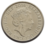 British 10 pence coin obverse 2016.png