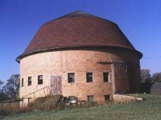 Brooks Round Barn