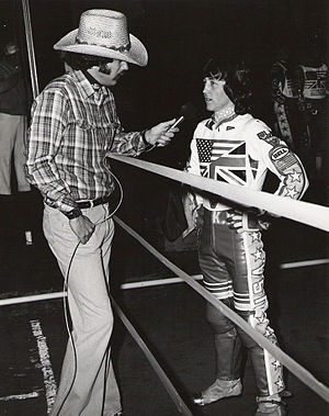 Shawn Moran - Bruce Flanders interviews a young Shawn Moran in the 1980s