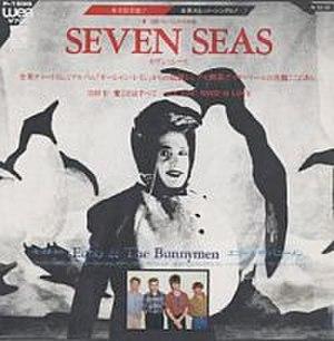 Seven Seas (song) - Image: Bunnymen sevenseas