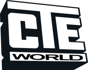 CTE World - Image: CTE World logo