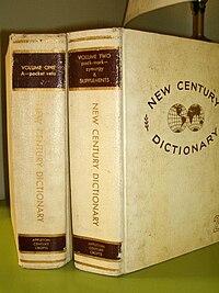 Century Dictionary - Wikipedia