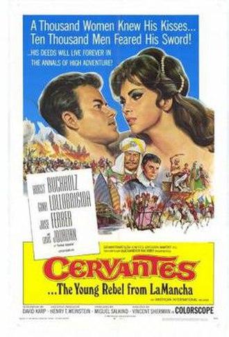 Cervantes (film) - Image: Cervantes Film Poster