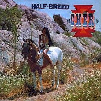 Half-Breed (album) - Image: Cherhalfbreedcheroke e