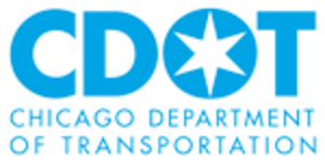 Chicago Department of Transportation - Image: Chicago Department of Transportation Logo