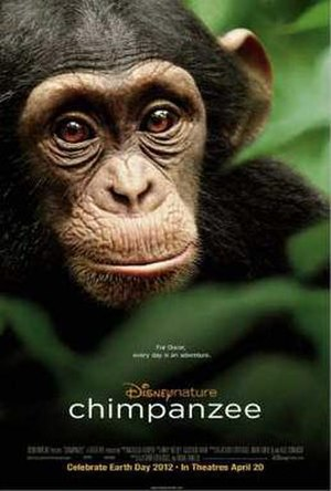 Chimpanzee (film) - Theatrical release poster