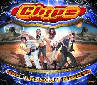 1001 Arabian Nights (song) - Image: Chpz 1001 arabian nights s
