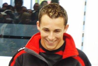 Formula One drivers from Austria - Christian Klien, the most recent Austrian F1 driver