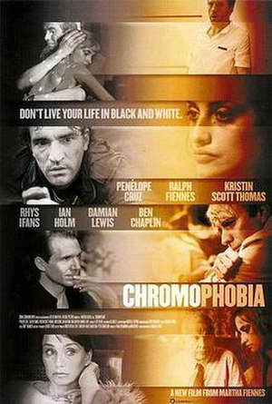 Chromophobia (film) - Theatrical release poster