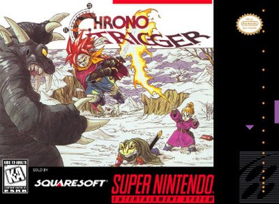 Picture of a game: Chrono Trigger