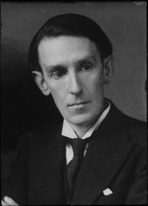 Clifford Allen, 1st Baron Allen of Hurtwood - Image: Clifford Allen, 1st Baron Allen of Hurtwood