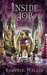 <i>Inside Job</i> (novella) novella by Connie Willis
