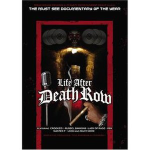 Life After Death Row - Image: Crooked I Life After Death Row DVD