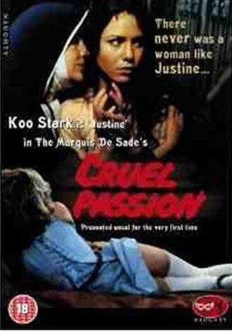 Cruel Passion - 2012 UK DVD cover