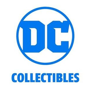 DC Collectibles - DC Collectibles logo, May 2016-present