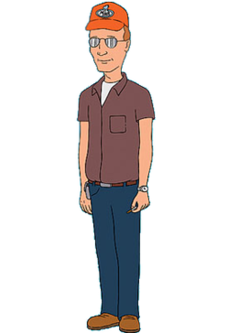Dale Gribble Wikipedia Which you choose will depend on the meaning given to excuse me by your purpose or the situation you're in. dale gribble wikipedia
