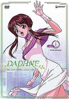 <i>Daphne in the Brilliant Blue</i> Television anime