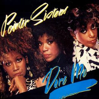 The Pointer Sisters — Dare Me (studio acapella)